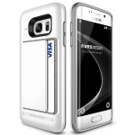 VERUS Damda Clip for GALAXY S7 Edge (Pearl White)