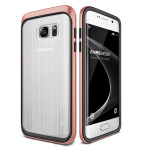 VERUS Triple Mixx for GALAXY S7 Edge (Rose Gold)