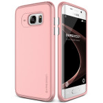 VERUS Single Fit for GALAXY S7 Edge (Snow Pink)