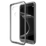 VERUS Crystal Bumper for LG G5 (Steel Silver)