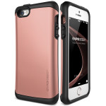 VERUS HARD DROP for iPhone SE / 5s / 5 (Rose Gold)