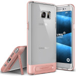 VERUS Crystal Bumper Plus for GALAXY Note 7 (Rose Gold)