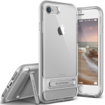 VERUS Crystal Bumper Plus for iPhone7 (Light Silver)