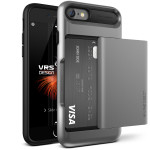 VERUS Damda Glide for iPhone7 (Steel Silver)