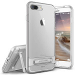 VERUS Crystal Bumper Plus for iPhone7 Plus (Light Silver)
