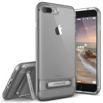 VERUS Crystal Bumper Plus for iPhone7 Plus (Steel Silver)