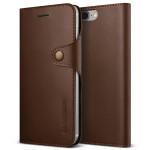 VERUS Native Diary for iPhone7 Plus (Dark Brown)