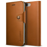 VERUS Native Diary for iPhone7 Plus (Brown)