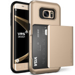 VERUS Damda Glide for GALAXY S7 Edge (Shine Gold)
