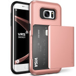 VERUS Damda Glide for GALAXY S7 Edge (Rose Gold)