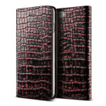 VERUS Genuine Croco diary for iPhone7 (Rose Pink)