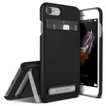 VERUS Simpli Leather for iPhone7 (Black)