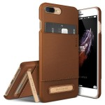VERUS Simpli Leather for iPhone7 Plus (Brown)