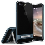 VERUS Crystal Bumper Plus for iPhone7 Plus (Steel Blue)