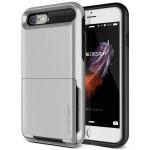 VRS DESIGN Damda Folder for iPhone7 (Light Silver)