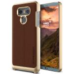 VRS DESIGN Simpli Mod for LG G6 (Brown)