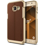 VRS DESIGN Simpli Mod for GALAXY A3 2017 (Brown)