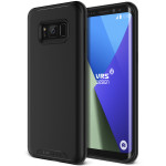 VERUS Single Fit for Galaxy S8 (Black)