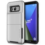 VERUS Damda Folder for Galaxy S8 (Light Silver)