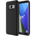 VERUS Single Fit for Galaxy S8 Plus (Black)