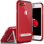 VERUS Crystal Bumper for iPhone7 (Red)