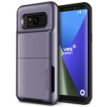 VERUS Damda Folder for Galaxy S8 (Orchid Gray)