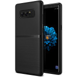 VRS DESIGN(VERUS) Single Fit for Galaxy Note 8 (Black)