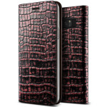 VRS DESIGN(VERUS) Genuine Croco Diary for Galaxy Note 8 (Rose Pink)