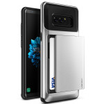 VRS DESIGN(VERUS) Damda Glide (MIL) for Galaxy Note 8 (Silver)