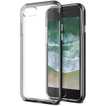VRS DESIGN(VERUS) Crystal Bumper for iPhone8 (Metal Black)