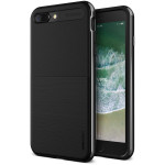 VRS DESIGN(VERUS) High Pro Shield for iPhone8 Plus (Metal Black)