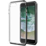 VRS DESIGN(VERUS) Crystal Bumper for iPhone8 Plus (Metal Black)