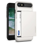 VRS DESIGN(VERUS) Damda Glide (MIL) for iPhone8/7 (Cream White)