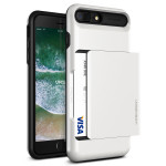 VRS DESIGN(VERUS) Damda Glide (MIL) for iPhone8 Plus/7 Plus (Cream White)