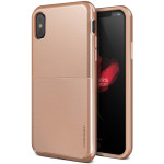 VRS DESIGN High Pro Shield - S for iPhone X (Blush Gold)