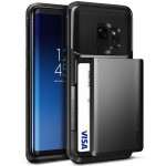 VRS DESIGN(VERUS) Damda Glide  for Galaxy S9 (Metal Black)