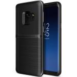 VRS DESIGN(VERUS) Single Fit for Galaxy S9 (Black)