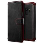 VRS DESIGN(VERUS) Layered Dandy for Galaxy S9 (Black)