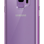 VRS DESIGN(VERUS) Crystal Bumper for Galaxy S9 (Purple)