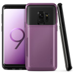 VRS DESIGN(VERUS) Damda Glide for Galaxy S9 (Purple)