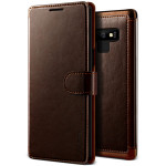 VRS DESIGN(VERUS) Layered Dandy for Galaxy Note 9 (Dark Brown)