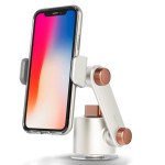 VRS DESIGN(VERUS) Universal Mount Holder for iPhone / Android (Cream White)