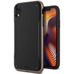 VRS DESIGN(VERUS) High Pro Shield 2018 for iPhoneXR (Brown)