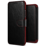 VRS DESIGN(VERUS) Layered Dandy for iPhoneXR (Black)