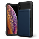 VRS DESIGN(VERUS) Damda Glide Shield for iPhoneXs/X (Deepsea Blue)