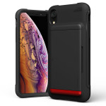 VRS DESIGN(VERUS) Damda Glide Shield for iPhoneXR (Matt Black)