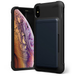 VRS DESIGN(VERUS) Damda Glide Shield for iPhoneXs Max (Deepsea Blue)