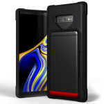 VRS DESIGN(VERUS) Damda Glide Shield for Galaxy Note 9 (Matt Black)