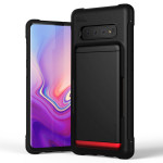 VRS DESIGN(VERUS) Damda Glide Shield Metallic for Galaxy S10 Plus (Matt Black)