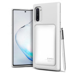 VRS DESIGN(VERUS) Damda High Pro Shield 2019 for Galaxy Note 10 (Cream White)